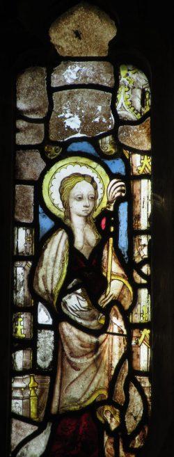 St Agatha - St Margarets Church Cley