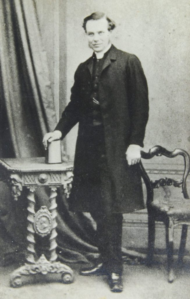 Revd Benjamin Armstrong, Vicar of Dereham